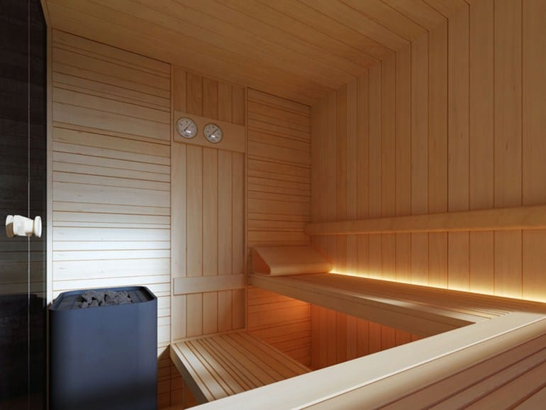 loyly sauna glass